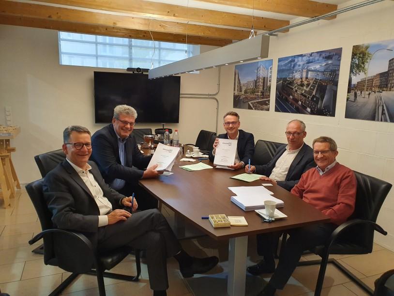 20201027_Vertragsunterzeichnung Bauvertrag VE03.1 mit Implenia Hochbau GmbH_002